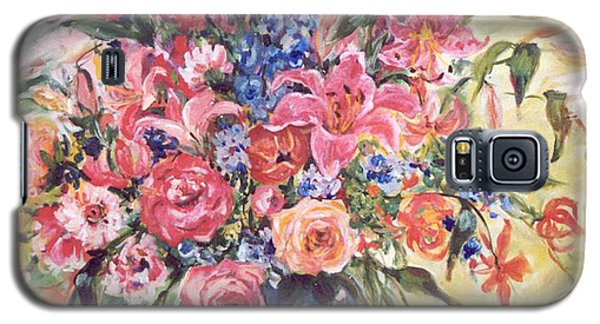 Floral Arrangement No. 2 Galaxy S5 Case