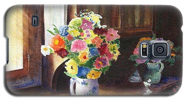 Floral Arrangements Galaxy S5 Case