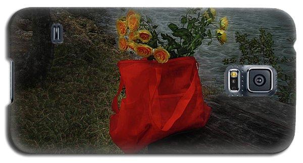 Floral Art 11 Galaxy S5 Case