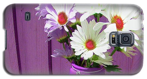 Floral Art 335 Galaxy S5 Case
