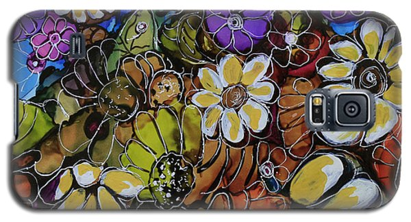 Floral Boquet Galaxy S5 Case