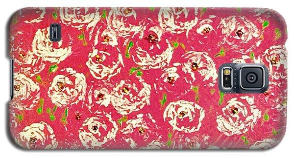 Floral Design Galaxy S5 Case