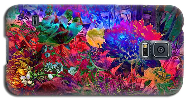 Floral Dream Of Summer Galaxy S5 Case