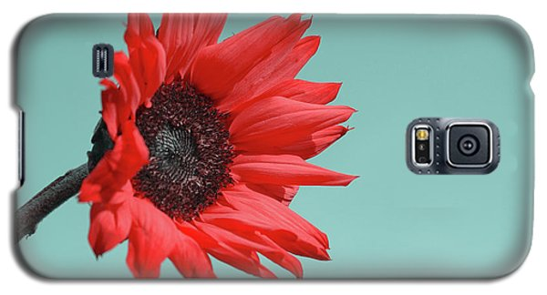 Floral Energy Galaxy S5 Case