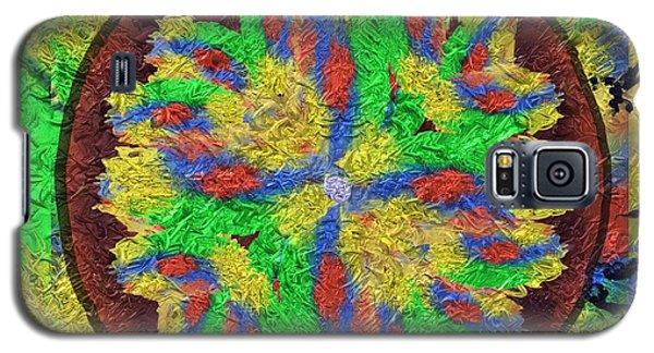 Floral  Galaxy S5 Case