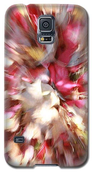 Floral Explosion No1 Galaxy S5 Case