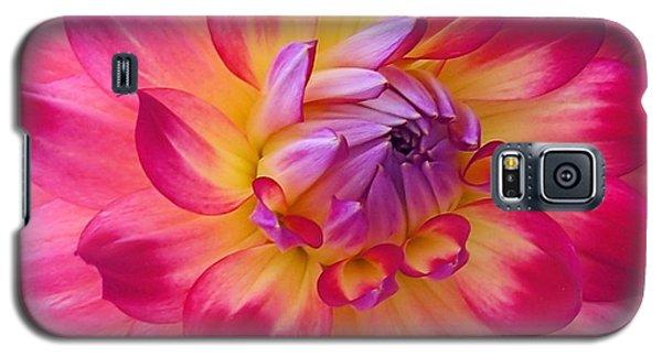Floral Fantasia Galaxy S5 Case