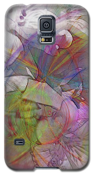 Floral Fantasy Galaxy S5 Case by John Robert Beck