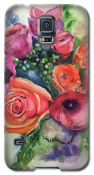 Floral Fantasy Galaxy S5 Case