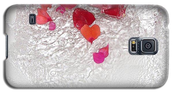 Floral Flush Galaxy S5 Case