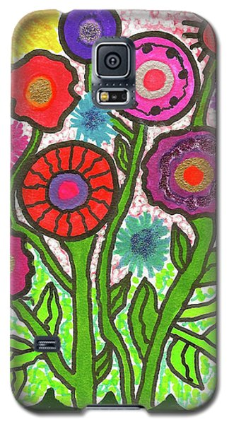 Floral Majesty Galaxy S5 Case