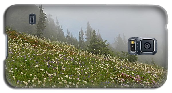 Floral Meadow Galaxy S5 Case