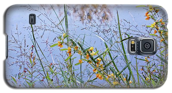 Floral Pond  Galaxy S5 Case