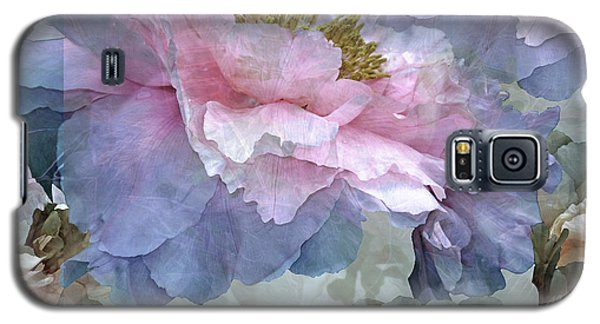 Floral Potpourri With Peonies 24 Galaxy S5 Case