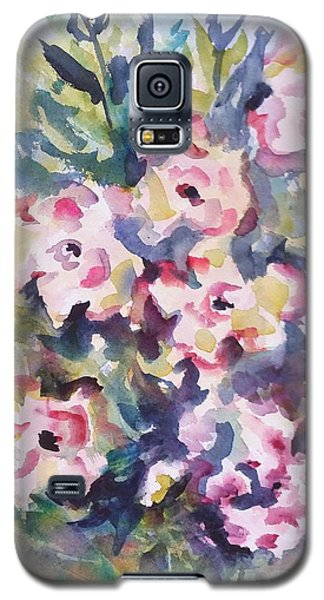Floral Rhythm Galaxy S5 Case