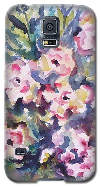 Floral Rhythm Galaxy S5 Case