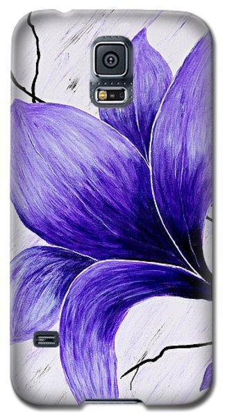 Floral Slumber Galaxy S5 Case