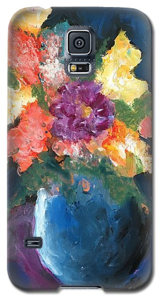 Floral Study 1 Galaxy S5 Case