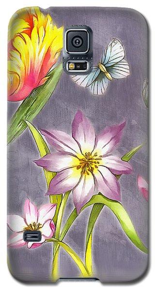 Floral Supreme Galaxy S5 Case by Mario Carini