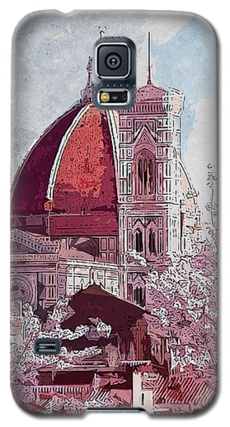 Florence - 16 Galaxy S5 Case