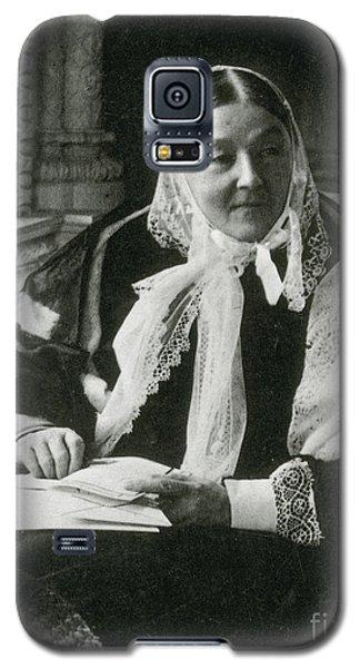 Florence Nightingale, English Nurse Galaxy S5 Case