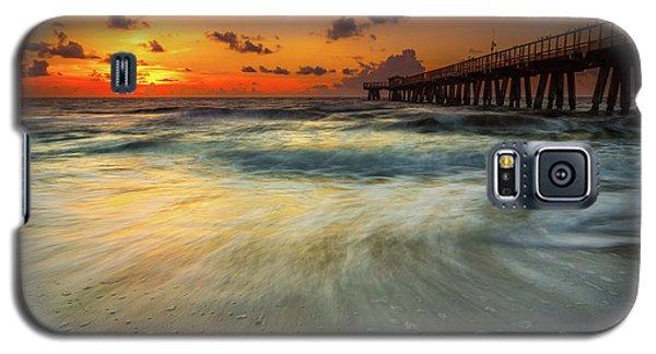 Florida Breeze Galaxy S5 Case