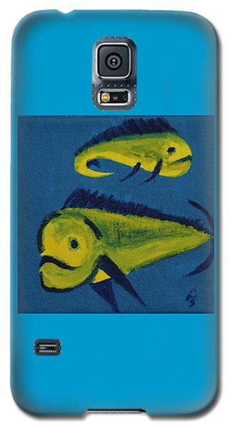 Florida Fish Galaxy S5 Case