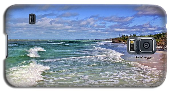 Florida Gulf Coast Beaches Galaxy S5 Case by HH Photography of Florida