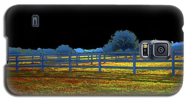 Florida Ranchland Galaxy S5 Case