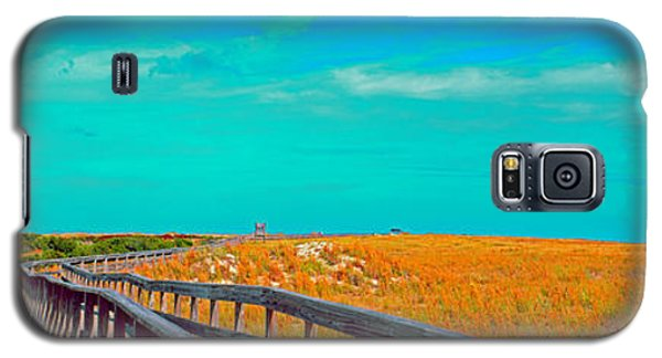 Florida Sand Dunes Atlantic New Smyrna Beach Galaxy S5 Case