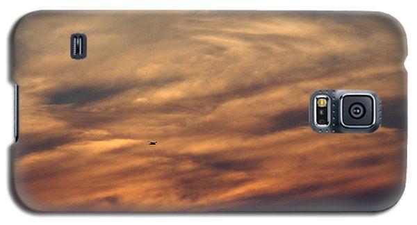 Florida Sunset 0052 Galaxy S5 Case