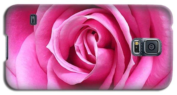 Flourishing Pink Galaxy S5 Case