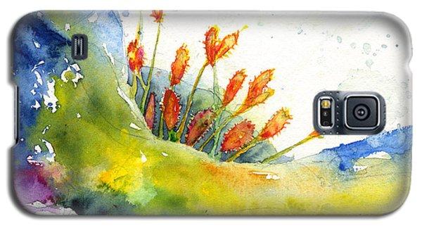 Flower 1 Galaxy S5 Case