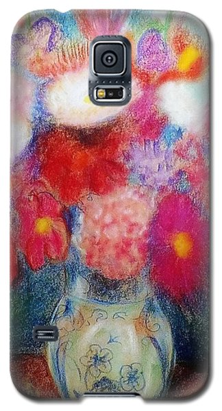 Flower Arrangement Galaxy S5 Case