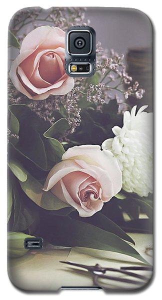 Flower Art Galaxy S5 Case