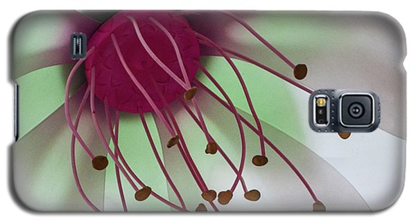 Flower Art Galaxy S5 Case