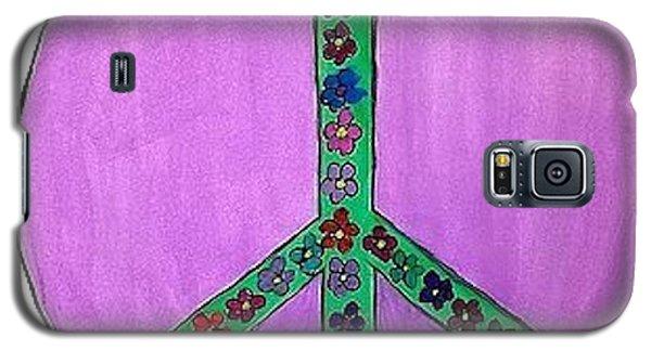 Flower Child Galaxy S5 Case