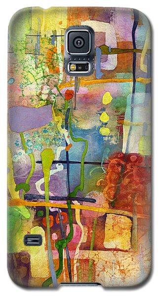 Flower Dance Galaxy S5 Case by Hailey E Herrera