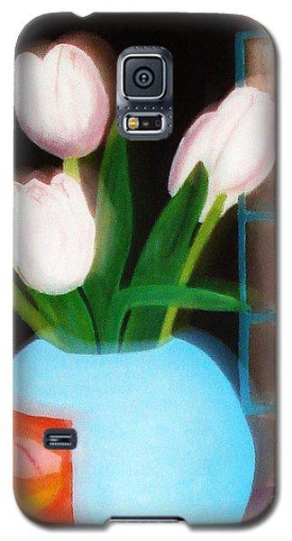 Flower Decor Galaxy S5 Case