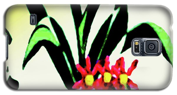 Flower Design #2 Galaxy S5 Case