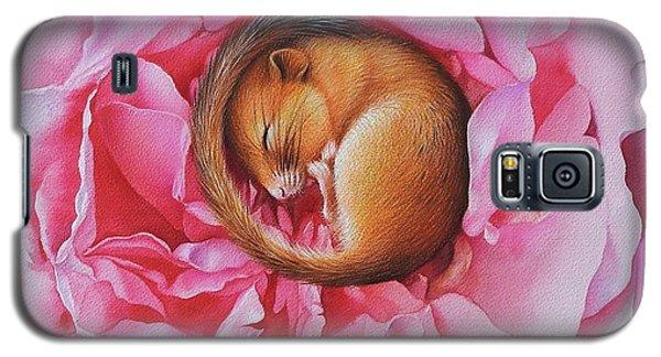 Flower Dreams Galaxy S5 Case