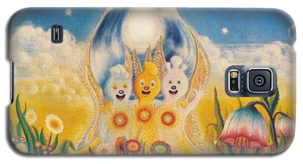 Flower Fairies Galaxy S5 Case