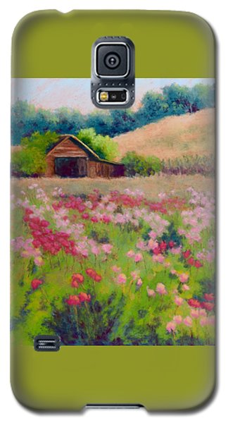 Flower Field Galaxy S5 Case