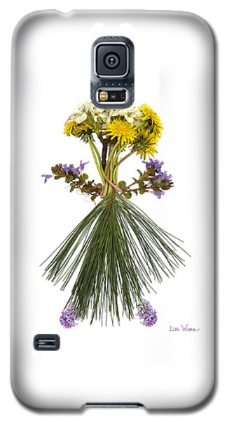 Flower Head Galaxy S5 Case