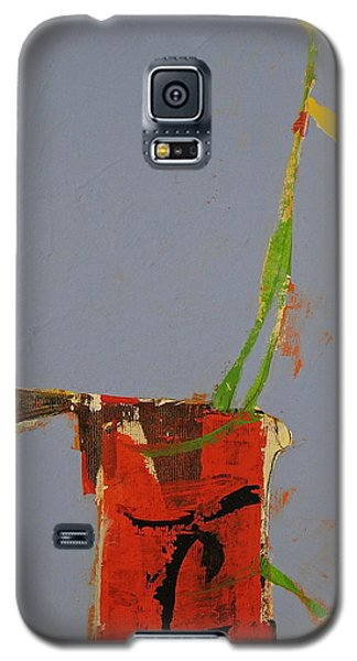 Flower In Pitcher- Abstract Of Course Galaxy S5 Case