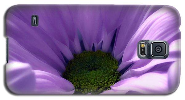Flower Macro Beauty 4 Galaxy S5 Case