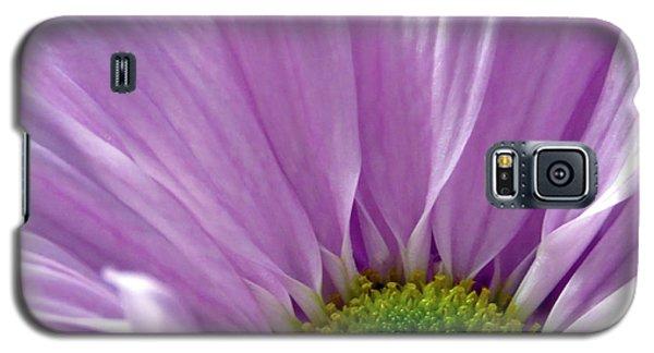 Flower Macro Beauty Galaxy S5 Case
