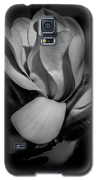 Flower Noir Galaxy S5 Case