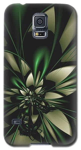 Flower Of Art Galaxy S5 Case