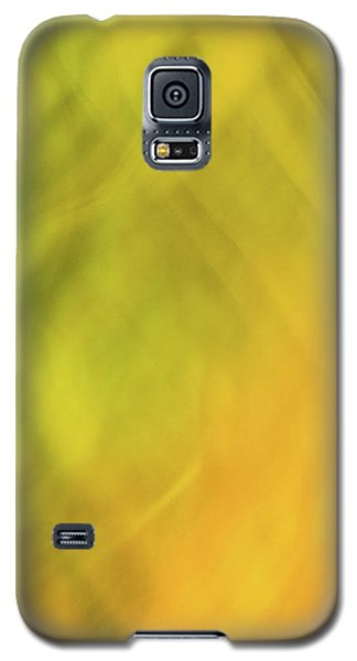 Flower Of Fire 1 Galaxy S5 Case